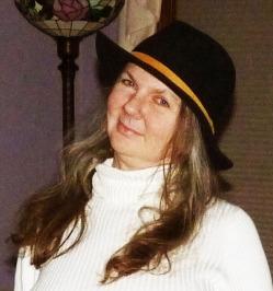 Annie in Hat