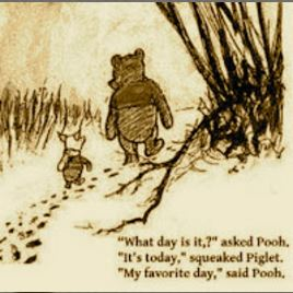 Pooh today