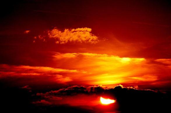 sunset-fire
