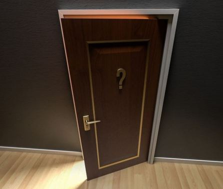 door of the unknown