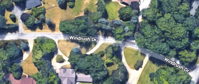 Windrush Dr.