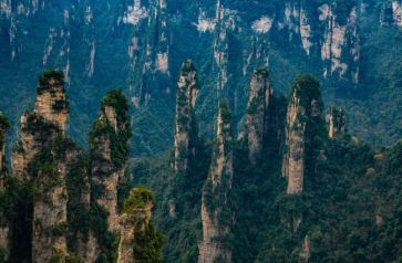 Hallelujah Mt China